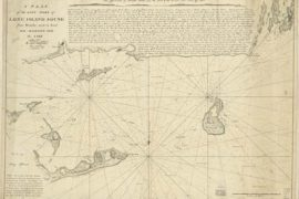 Map - 1777 – A Plan of the East Part of Long Island Sound from Remarks Made on Board His Majesty's Ship the Lark