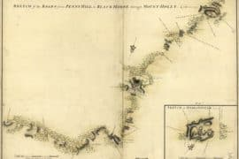 Map - 1778 – Sketch of Haddonfield