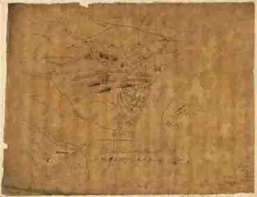 Map - 1777 – Position de Notre Camp le 24 Juin 1777 a Perth Amboy