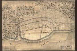 Map - 1777 – Red Banke