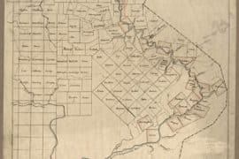 Map - 179? - The Part of Pennsylvania that Lies Between the Forks of the Susquehannah, Divided into Townships