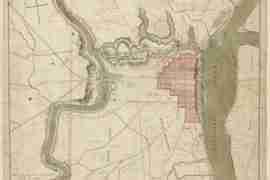 Map - 1778 – Philadelphia and Neighborhood