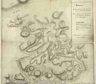 Map - 1777 – Battle of Brandywine, 11th September, 1777