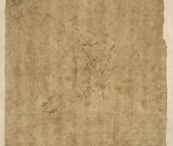 Map - 1777 – From Battle of Brandywine