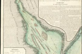Map - 1778 – Carte de la baye er riviers de Delaware depuis les caps James at May jasqua Philadelphie