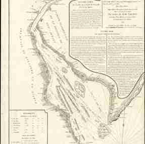 Map - 1778 – Carte de la Baye et Riviere Delaware