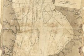 Map - 1779 – A chart of Delaware Bay, with Surroundings and Nautical Observations