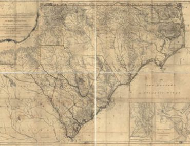 Map - 1775 – An Accurate Map of North and South Carolina, with their Indian Frontier