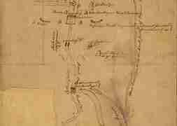 Map - 1776 – Plan of Princeton
