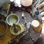 American Colonial Food Preparation