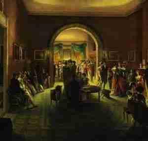 Colonial American Tea Party