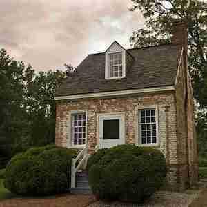 Colonial Schoolhouse