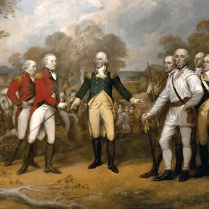 Military Units - American Revolution