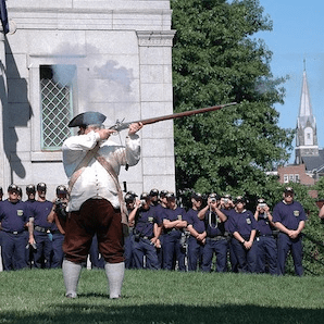 Reenacting and Living History - American Revolution